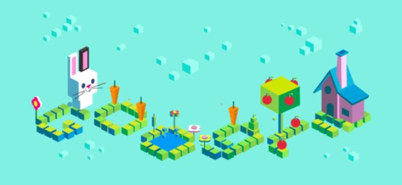 Nagyon jó játék van ma a Google kereső főoldalán, mivel már 50 éve léteznek programozási nyelvek gyerekeknek
