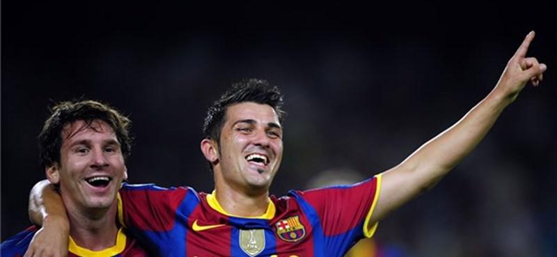 A Barcelona legjobb csatára a Real Madrid ellen térhet vissza