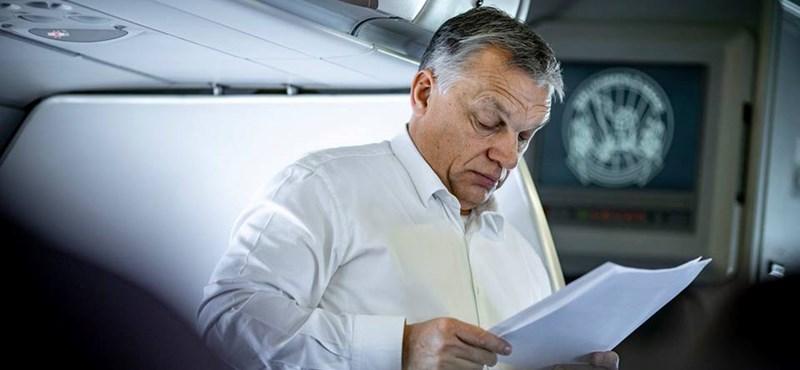 Orbán Viktor most írta alá, hogy támogatjuk a menekülteket