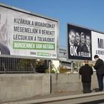 Plakátháború: további reklámfelületeket vásárolna a Jobbik