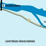 Elutasították a szentendreiek a kormány által erőltetett híd tervét