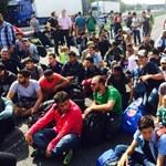 A HÖOK is részt vesz a menekülthelyzet kezelésében