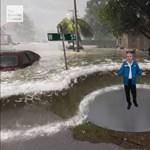 Ebből a videóból garantáltan meg fogja érteni, milyen veszélyes a Florence hurrikán