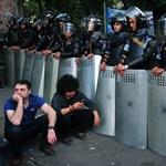 Jereván - túszszedés, gyilkosságok