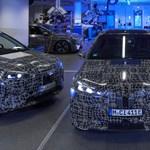High-tech tűzijátékkal vág neki a jövőnek a BMW
