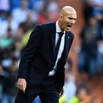 Zidane: Sosem játszottunk még ilyen rosszul