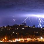 Brutális vihar csapott le Komlóra
