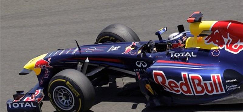 Renault-motor marad a Red Bullban