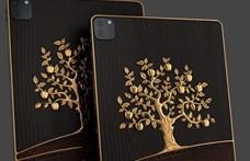 Egykilónyi arany van ezen az 55 milliós iPad Prón