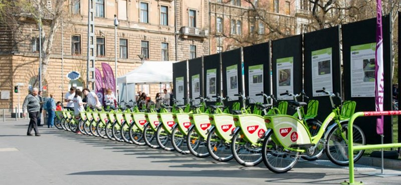 Csak április végén indul el a Bubi – itt van minden, amit tudni akar a kerékpáros-rendszerről