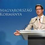 Gulyás megígérte, mégsem engedték be a kormányinfóra Ungár Péter lapját