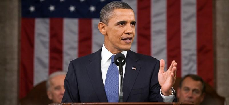 Berobbantotta Obama a Twittert