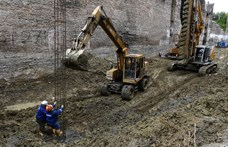 Főleg útépítésekre szerződtek májusban az építőiparban