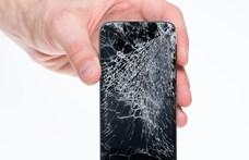 Huawei: rettegnek a magyarok, hogy összetörik a telefonjukat