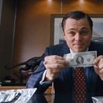 Sikkasztott közpénzből forgatták le a Wall Street farkasát