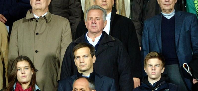 Nap képe: együtt szurkol Orbán és Bajnai