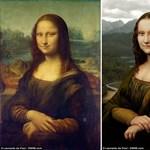 Végre kiderült, mosolygott-e Mona Lisa – fotó