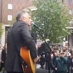 Így énekelt ezer diák Mácsai Pálékkal együtt József Attilát