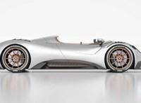 Szuperlapos 715 lóerős olasz sportkocsi született