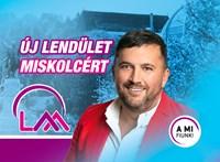 Megint felbukkant egy furcsa független jelölt Miskolcon