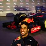 Ricciardo mindenkit megitattot a pódiumon a cipőjéből