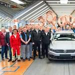 Törökország helyett ide a szomszédba kerülhet a VW Passat gyártása