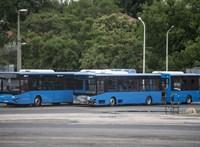 Buszcsere a BKV-nál, 11 milliárd a foci-eb-re