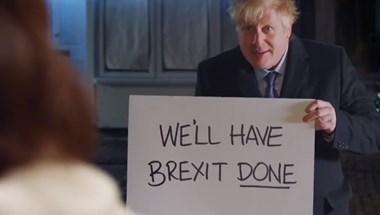 Boris Johnson az Igazából szerelemmel sokkolja a brit választókat