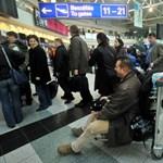 Szigorúbb utasbiztonsági ellenőrzés Ferihegyen