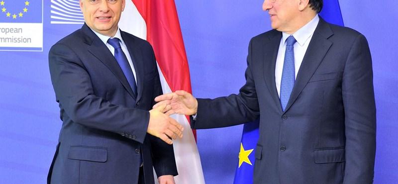 Barroso nem dörgöli mindig Orbán orra alá a túlzotthiány-eljárást