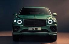 Búcsút kell intenünk a Bentley legerősebb divatterepjárójának