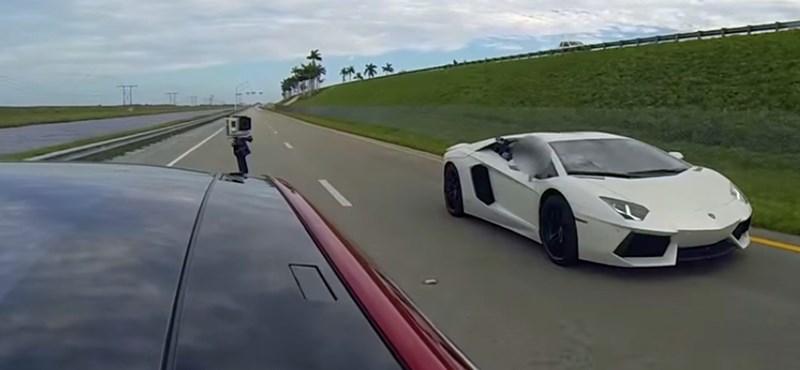 Végre: itt a Tesla vs. Lamborghini gyorsulási verseny – videó