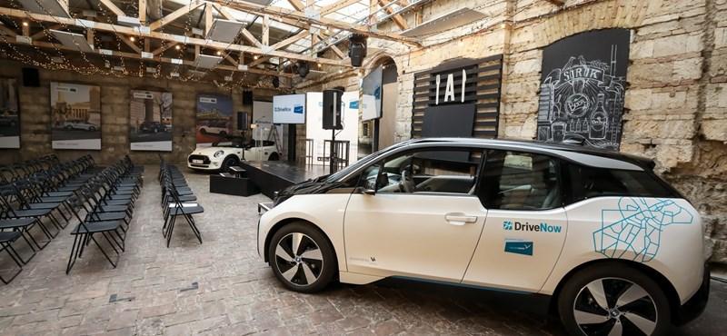 Új autómegosztó jön Budapestre, prémium BMW-kkel lehet majd furikázni