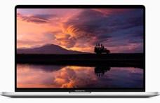 Bivalyerős processzor, új billentyűzet: itt az Apple új, 16 colos MacBook Prója