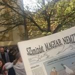 Félnek? Az utolsó pillanatban visszautasították a Magyar Nemzet újságíróinak adományát