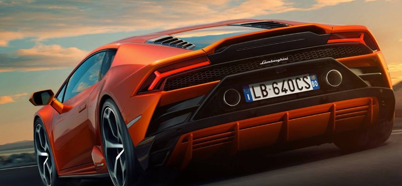 Sosem vettek még ennyi Lamborghinit
