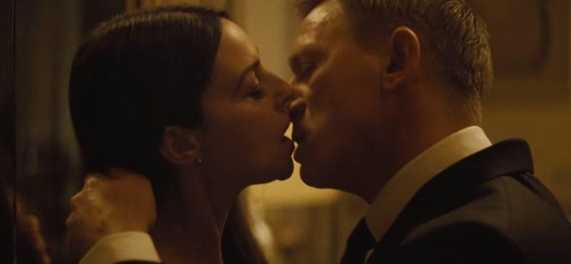 Teli van új jelenetekkel a Bond-dal videoklipje