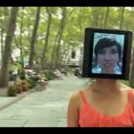 A nap reklámfilmje: iPad fejű lány New Yorkban