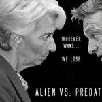 Alien vs. Predator: plakátot tervezett Orbánról és Lagarde-ról a 4K!