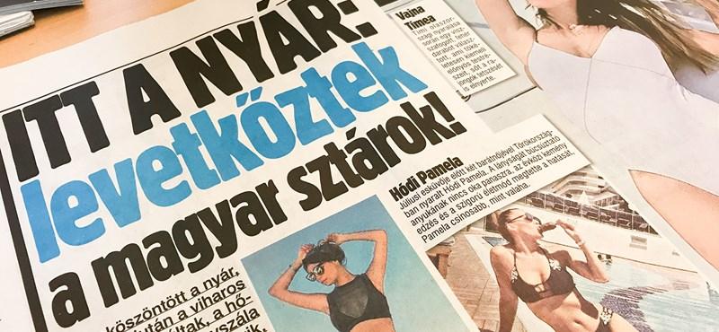 """Ki fogja találni, melyik híres magyar asszony """"bikinibodyját"""" futtatja a Ripost"""