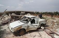 Egyelőre nyugalom van a török határ mentén Szíriában