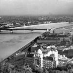 Így nézett ki a Duna-part ötven évvel ezelőtt, és így néz ki most