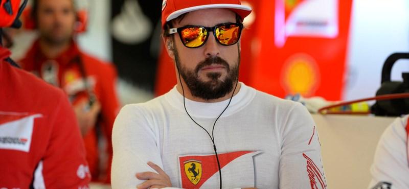Alonso tényleg a McLaren-Honda pilótája lesz?