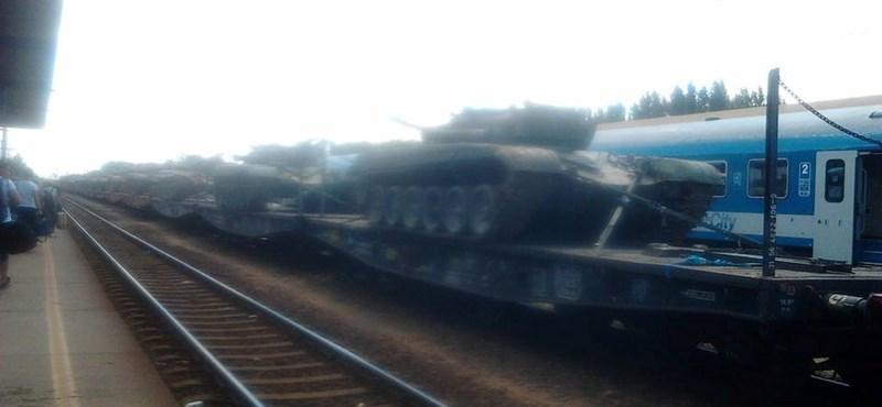 Index: az orosz titkosszolgálat állhat a tankügy mögött