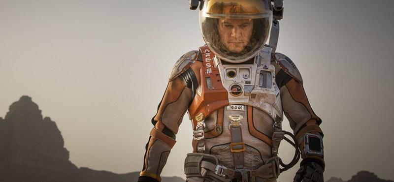 Megnevettet és elgondolkodtat a zseniális marsi sci-fi