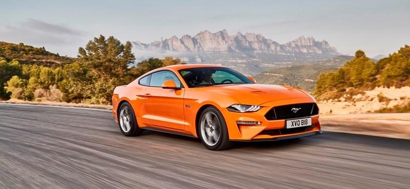 10 dolog, amit nem tudtál a Ford Mustangról
