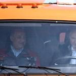 Itt a friss Putyin-performansz: teherautót vezetett a hídavató elnök – videó