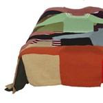 Gyártson ágytakarót régi pulóvereiből!