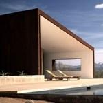 Sivatagi luxus-villa - kellemes menedék
