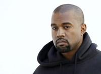 Kanye West megint bejelentette, hogy indul az elnökválasztáson